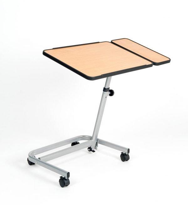 mesa auxiliar regulable en altura y en angulo modelo 377