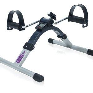 pedalier plegable con display indicador de tiempo y pedaladas